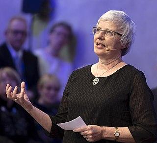 Signe Kjelstrup Norwegian chemist and professor