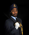 Sikh Royal Air Force Officer MOD 45154463.jpg