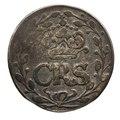 Silvermynt tvåöring, 1666 - Skoklosters slott - 108671.tif