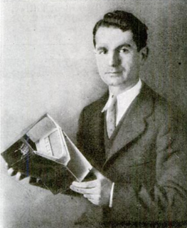 Luther Simjian American-Armenian inventor