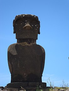 Single Moai at Anakena.jpg