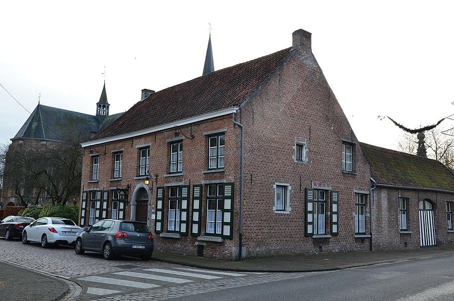 Sint-Christoffel, Zandhoven