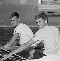 Sipke Castelein, Sjoerd Wartena, van Dam 1963.jpg