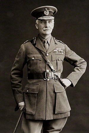 Arthur Sloggett - Sir Arthur Sloggett in 1917
