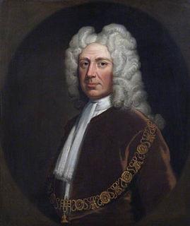 Thomas Abney Lord Mayor of London