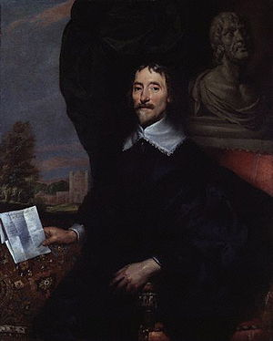 Sir Thomas Aylesbury, 1st Baronet - This painting by William Dobson probably represents Sir Thomas Aylesbury, 1st Baronet