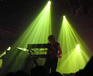 Sister Bliss British musician