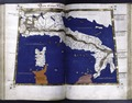 Sixth map of Europe (Italy, Corsica), in full gold border (NYPL b12455533-427023).tif
