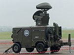 Skyguard Radar Display at Ching Chuang Kang AFB 20161126a.jpg