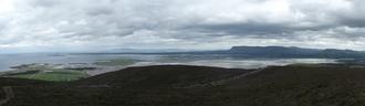 Sligo Bay - Sligo Bay from Knocknarea