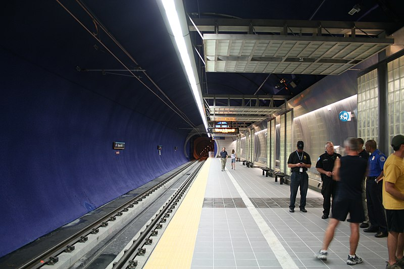 File:Sound Transit Beacon Hill Tunnel.jpg
