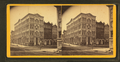 South-East corner East Water & Washington Sts. - Iron Block, by W. H. Sherman.png