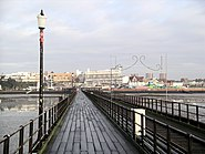 Southend from Southend Pier