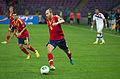 Spain - Chile - 10-09-2013 - Geneva - Andres Iniesta 7.jpg