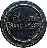 Spanish Military Button 002 Plaza de Burgos 1808.jpg