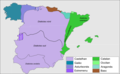 Spanish dialects in Spain-oc.png