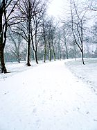 Spinney Hills Park, Leicester