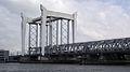 Spoorbrug in Dordrecht vanaf Schipperskade II.jpg