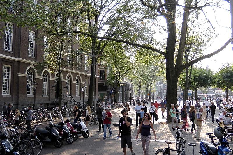 Жители Амстердама хотят изменить туристическую отрасль после окончания пандемии Covid-19