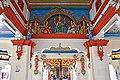 Sri Mariamman Temple Singapore Main Hallway.jpg