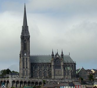 St Colman's Cathedral, Cobh - Cathedral of St Colman