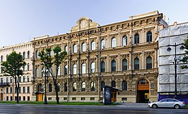 St.Petersburg, Zakrevskiy's (or Zubov's) house 2.jpg