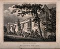 St. John's College, Oxford. Line engraving by J. & H.S. Stor Wellcome V0014169.jpg