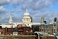 St. Paul's cathedral from Tate Modern.jpg
