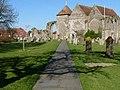 St. Thomas the Martyr Church. Winchelsea. - geograph.org.uk - 429282.jpg