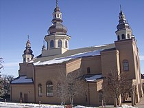Українська Православна Церква в Канаді (ukrainsk)Ukrainian Orthodox Church of Canada (engelsk)L'Église orthodoxe ukrainienne du Canada (fransk)