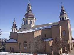 Українська Православна Церква в Канаді (ukrainsk) Ukrainian Orthodox Church of Canada (engelsk) L'Église orthodoxe ukrainienne du Canada (fransk)
