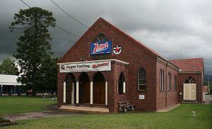 Dapto, New South Wales - Dapto Uniting Church.