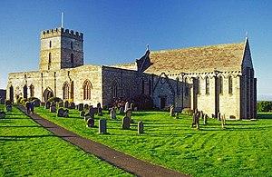 Bamburgh - St Aidan's Church, Bamburgh
