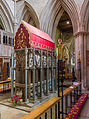 St Albans Cathedral Shrine of St Albans, Hertfordshire, UK - Diliff.jpg