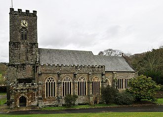 Christianity in Cornwall - St German's Priory Church, St Germans