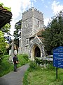 St James the Great, Staple, Kent - Tower - geograph.org.uk - 325973.jpg