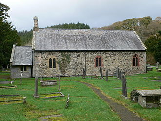 Cyffylliog - St. Mary's Church