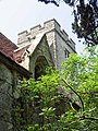 St Mary's Church, Eastwell, Kent - Tower - geograph.org.uk - 809090.jpg