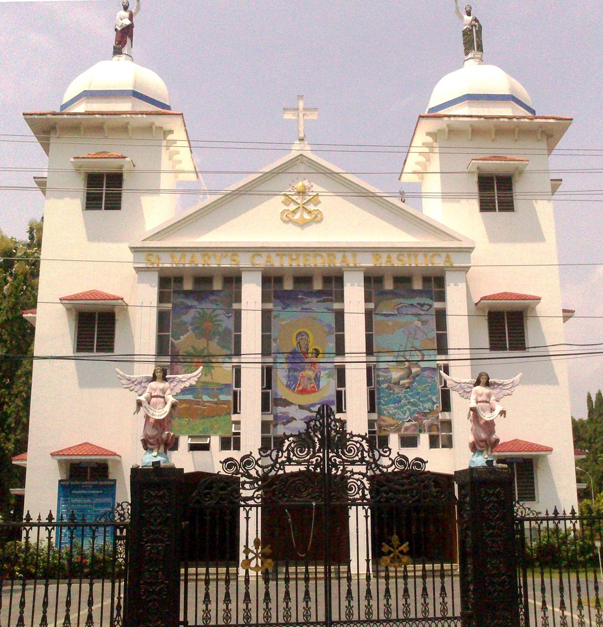 Syro-Orthodox Church of Sts. Mary in the city of Worcester, USA