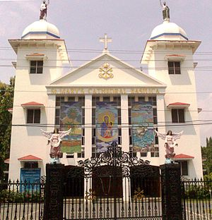 St. Mary's Cathedral Basilica, Ernakulam