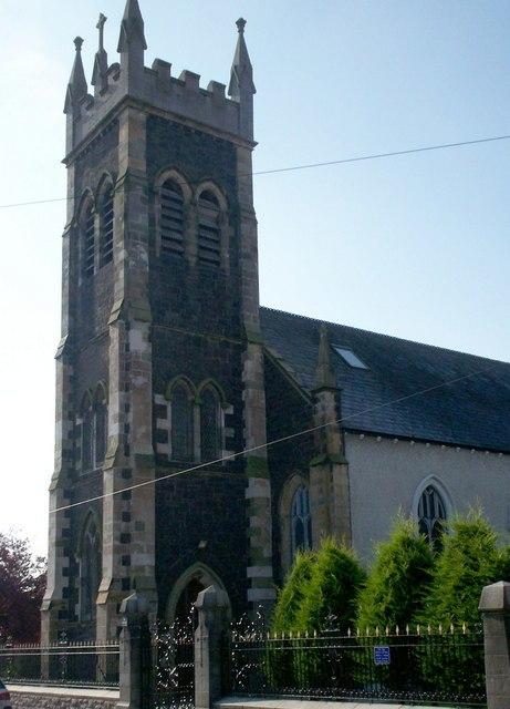 St Patrick's Roman Catholic Church, Portadown - geograph - 571123