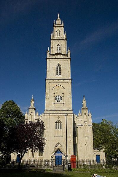 Quand l'Eglise anglicane accepte la reconversion de ses églises