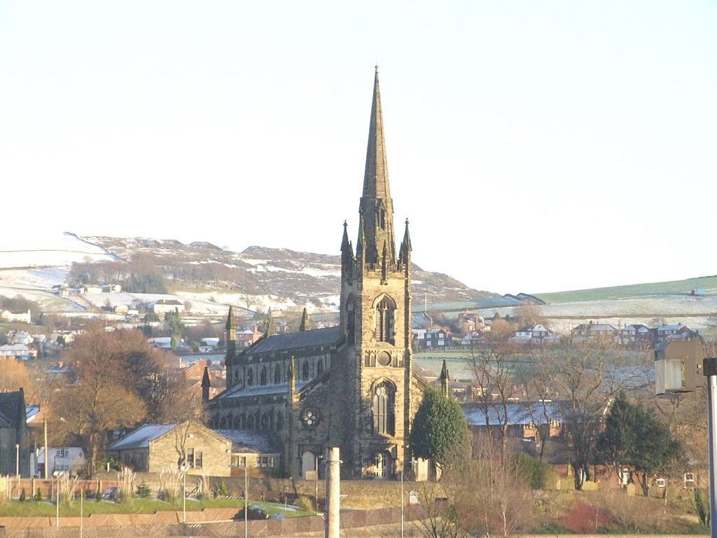 Macclesfield St Paul, Cheshire Family History Guide