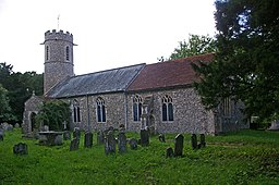 St Peter's Church, Spexhall - geograph.org.uk - 1046719.jpg