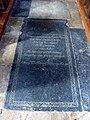 St Peter, Bucknell, Oxon - Ledger slab - geograph.org.uk - 1634600.jpg