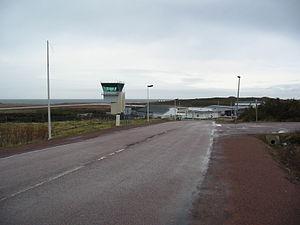 Saint-Pierre Airport - Image: St Pierre Airport