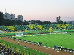 FC Vaslui - Municipal Stadium