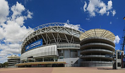 How to get to Sydney Olympic Park with public transport- About the place