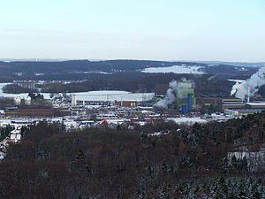 Georgsmarienhütte - Steel works in 2006