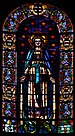 Stained glass - Basilica Notre-Dame de la Daurade.jpg